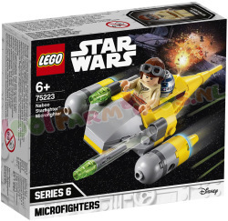 STAR WARS Naboo Starfighter Microfighter