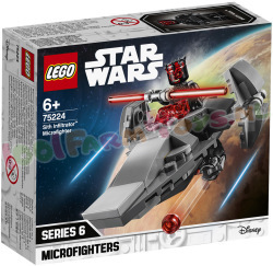 STAR WARS Sith Infiltrator Microfighter