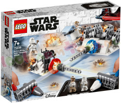 STAR WARS Action Battle Aanval op de Hot
