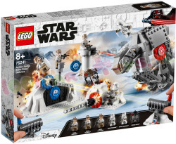 STAR WARS Action Battle Verdediging van
