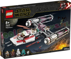STAR WARS Resistance Y-Wing Starfighter#