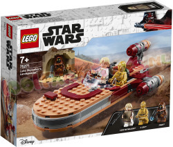 STAR WARS Luke Skywalkers Landspeeder