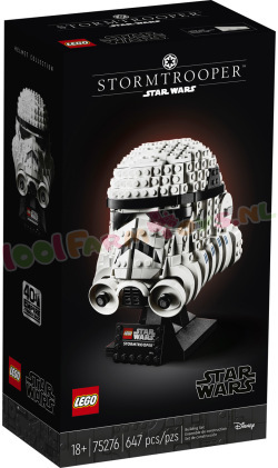 LEGO Star Wars Stormtrooper HelmAverage