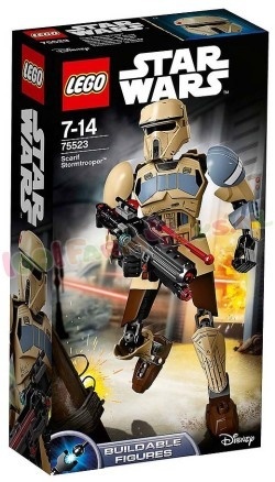 STAR WARS SCARIF STORMTROOPER