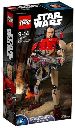 STAR WARS BAZE MALBUS