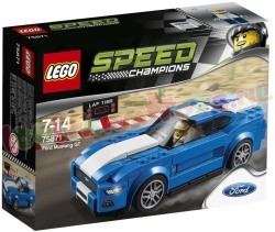 LEGO SPEED FORD MUSTANG GT