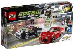 LEGO SPEED CHEVROLET CAMARO DRAGRACER