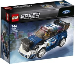 LEGO SPEED FORD FIESTA M-SPORT WRC