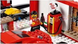 LEGO SPEED ULTIEME FERRARI GARAGE