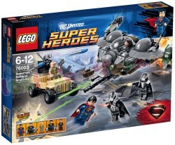 LEGO SUPER HEROES STRIJD OM SMALVILLE