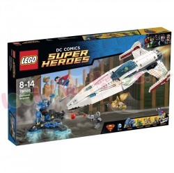 LEGO SUPER HEROES DARKSEID INVASIE