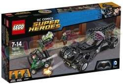 LEGO HEROES KRYPTONIET ONDERSCHEPPING