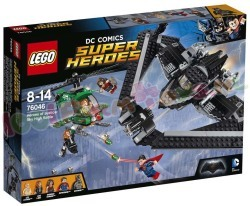 LEGO HEROES HEROES OF JUSTICE LUCHTDUEL