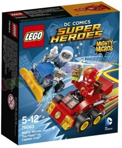 LEGO HEROES MIGHTY MICROS THE FLASH VS