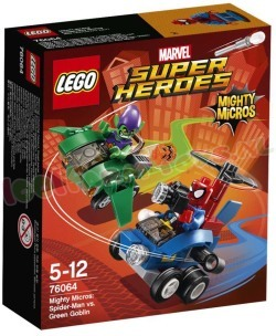 LEGO HEROES MIGHTY MICROS SPIDER-MAN VS