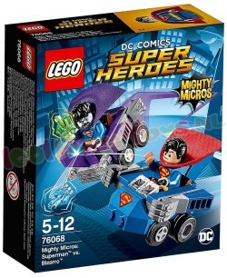 LEGO HEROES MIGHTY MICROS SUPERMAN VS.