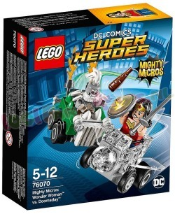 LEGO HEROES MIGHTY MICROS WONDER WOMAN