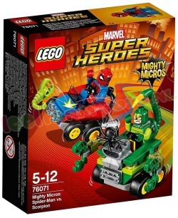 LEGO HEROES MIGHTY MICROS SPIDERMAN VS.
