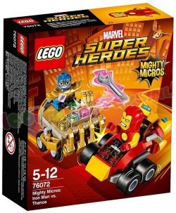 LEGO HEROES MIGHTY MICROS IRON MAN VS.