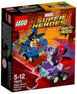 LEGO HEROES MIGHTY MICROS WOLVERINE VS.