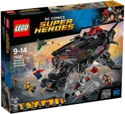LEGO DC HEROES FLYING FOX BATMOBILE