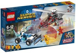 LEGO DC HEROES SPEED FORCE VRIESACHTER-