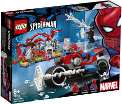 SUPER HEROES Spider Man Bike Reddings-