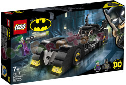 Batmobile: de jacht op The Joker