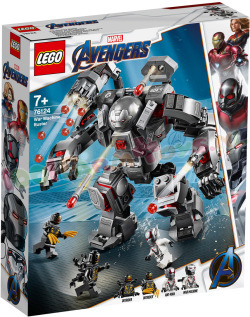 AVENGERS War Machine Buster