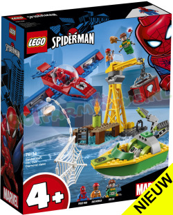 SUPER HEROES Spider-Man Doc Ock Diamant-