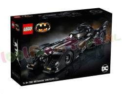 SUPER HEROES 1989 Batmobile