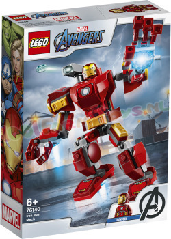AVENGERS Iron Man Mecha