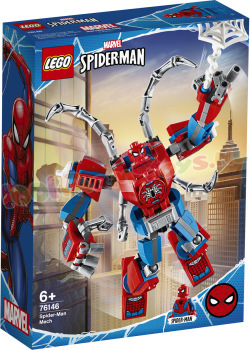 LEGO MARVEL Spider-Man Mecha