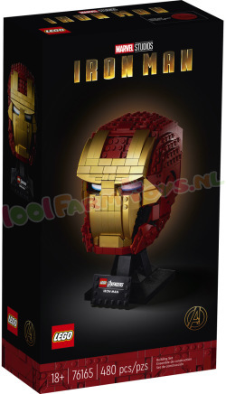 MARVEL AVENGERS Iron Man helm
