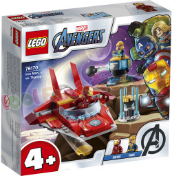 LEGO AVENGERS Iron Man vs.Thanos