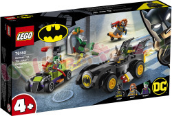 Batman™ vs. The Joker™ Batmobile™ achter