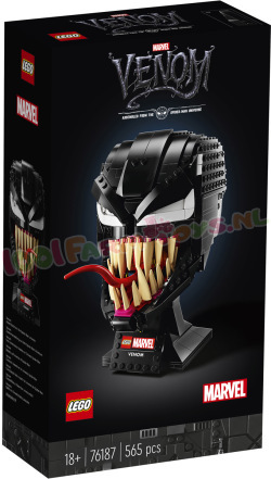 LEGO MARVEL Venom SpiderMan