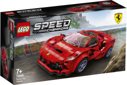 LEGO SPEED Ferrari F8 Tributo