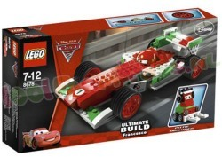LEGO CARS F1 ULTIMATE BUILD FRANCESCO