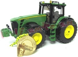 JD TRACTOR 8530 PRECISIE 1/32 *