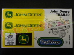 STICKERSET TBV JOHN DEERE TRAILER
