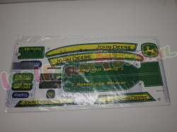STICKERSET JD GROUND LOADER TRACTOR