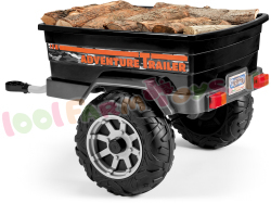 ADVENTURE TRAILER BLACK / ZWART