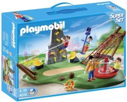 PLAYMOBIL RECREATIEPARK SPEELTUIN