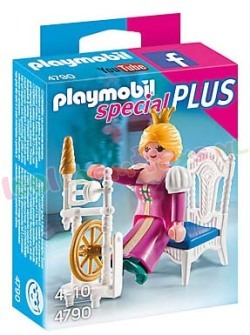 PLAYMOBIL PRINSES MET SPINNEWIEL