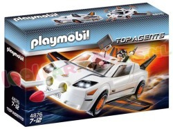 PLAYMOBIL AGENTS SUPER RACER