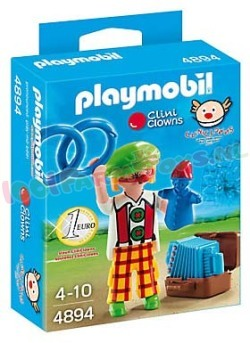 PLAYMOBIL CLINICLOWN