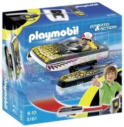 PLAYMOBIL CLICK & CO CROC SPEEDER