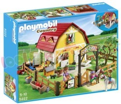 PLAYMOBIL PONYRANCH