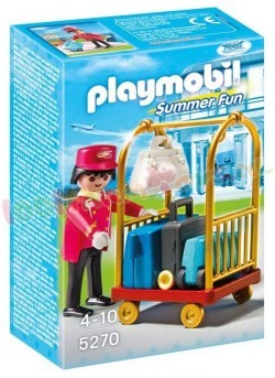 PLAYMOBIL PICCOLLO MET BAGAGE